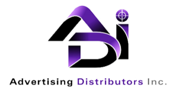 Professional logo design for Advertising Distributors