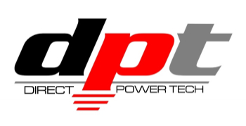 Professional logo design for Direct Power Tech