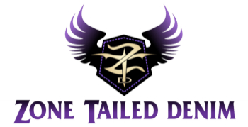 Professional logo design for Zone Tailed Denim